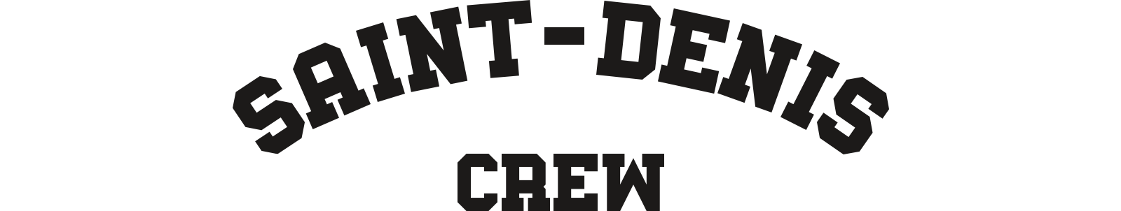 St denis crew logo